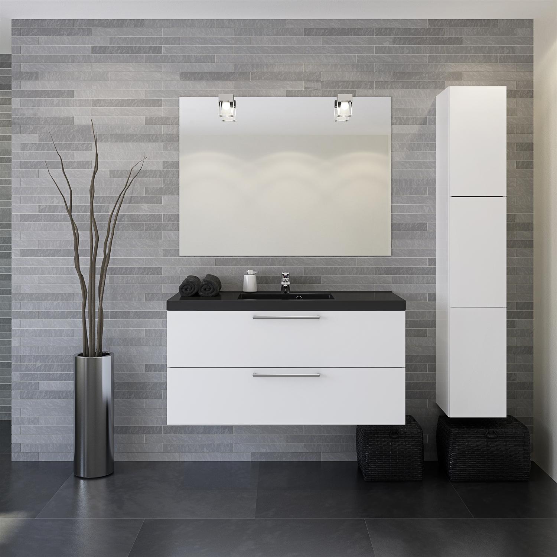 skab til badeværelse Hvid melamin skabe til badeværelse skab til badeværelse