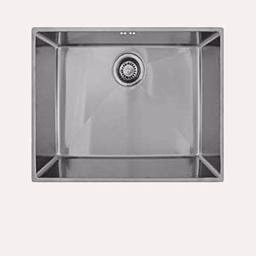 Image of   ECO 500 køkkenvask. Kompaktlaminat underlimet køkkenvask