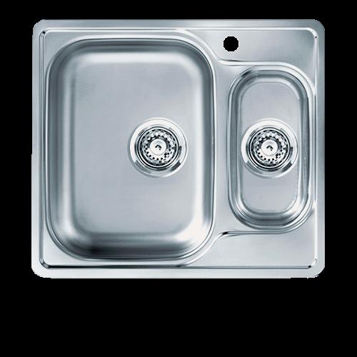 Image of   Franke MOX 660P. Kompaktlaminat underlimet køkkenvask