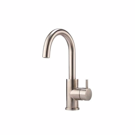 Image of   NOBA badværelsesarmatur - OB-W1 - rustfri stål