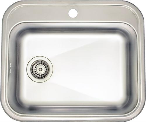 Franke RBU 480 underlimet/planlimet køkkenvask min. 60 cm skab