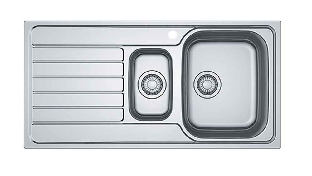 Franke SKX 651 - Passer til Kompaktlaminat, Corian, Core