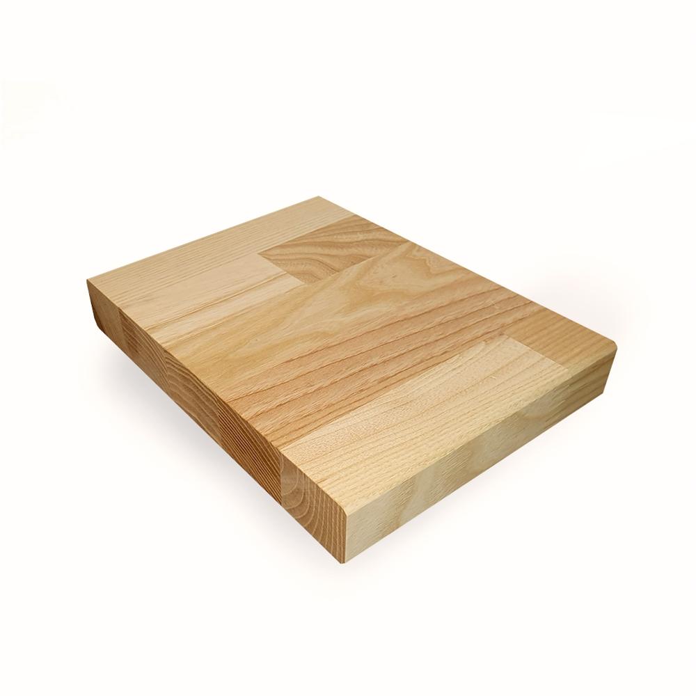 Image of   Ask brunkernet bordplade
