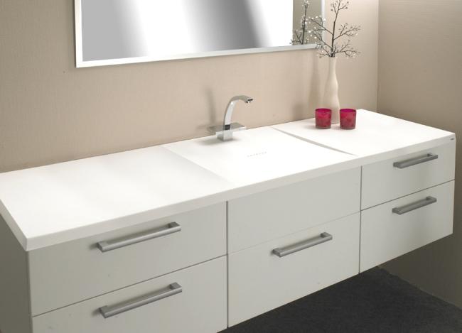 badeværelsesmøbler Billige badeværelsesmøbler med hvid front   Find møblerne her badeværelsesmøbler