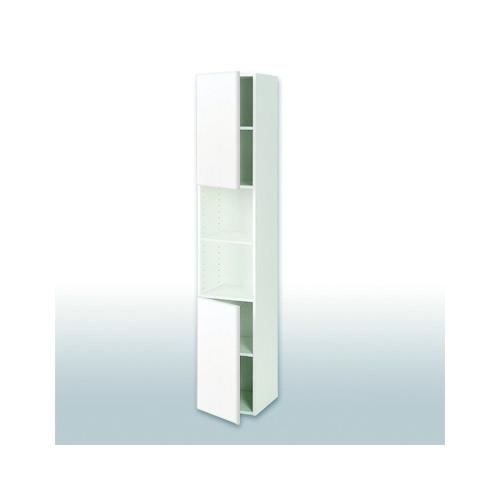 højskab badeværelse Højskab badeværelse med 2 låger b: 30 cm højskab badeværelse