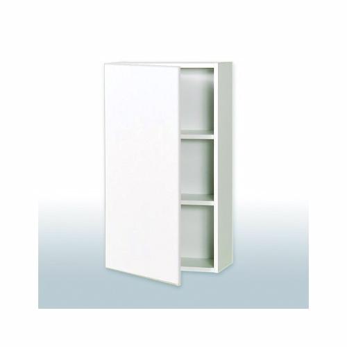 Hvid front overskab b: 30 cm - Høj- og Overskabe - hvid front
