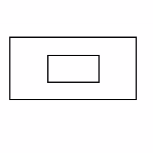 Image of   Udfræsning til planlimning af kogeplade i Silestone/komposit/granit