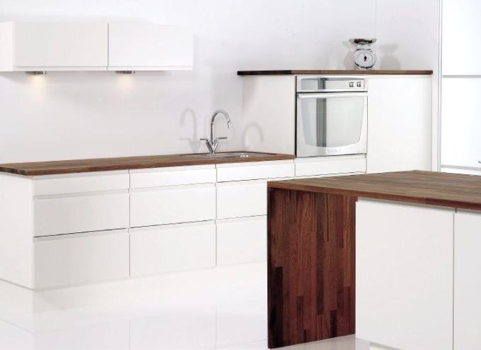 Grebsfri køkken – Salg af billige grebsfri køkkener