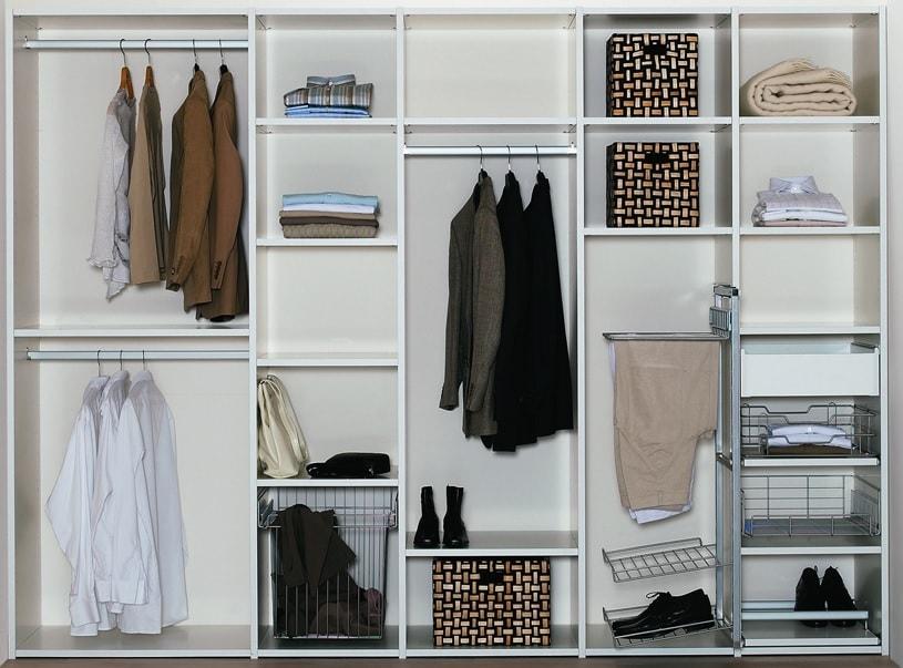 indbygningsskabe garderobe