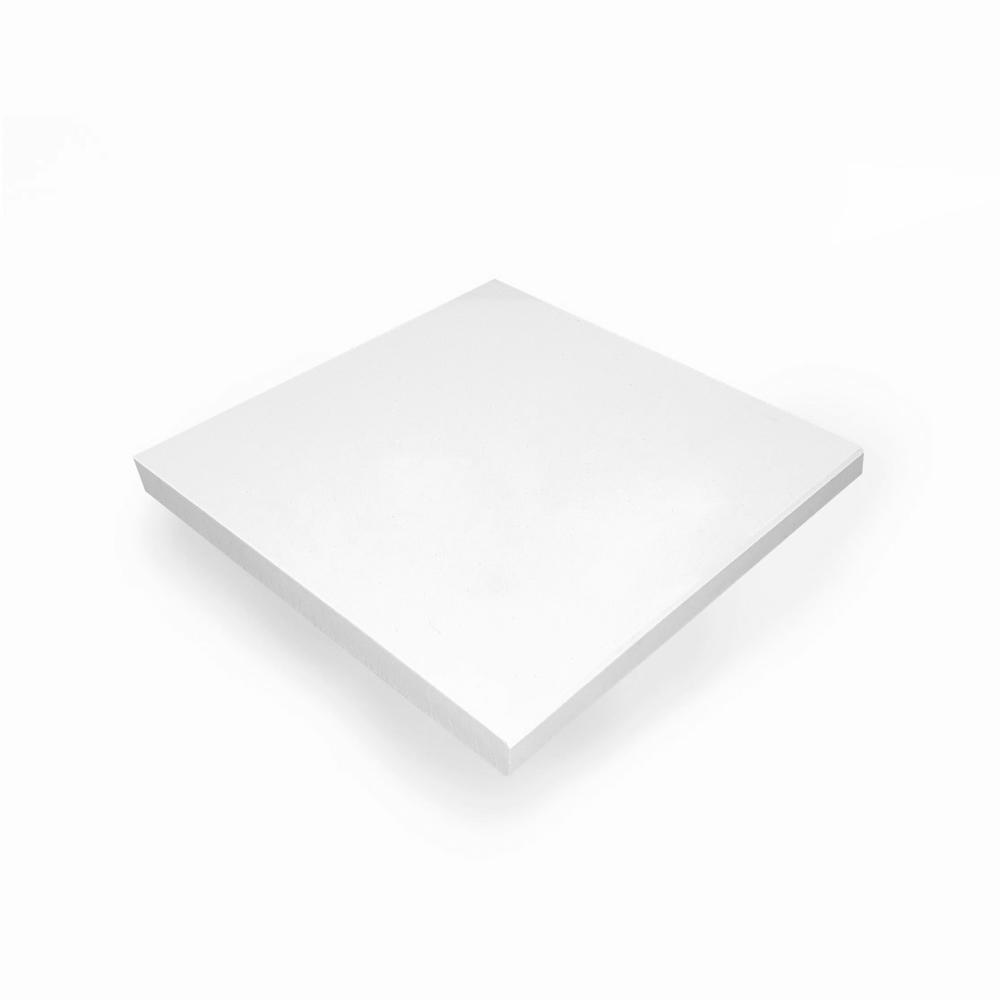 Image of   Arctic White Satin keramik bordplade