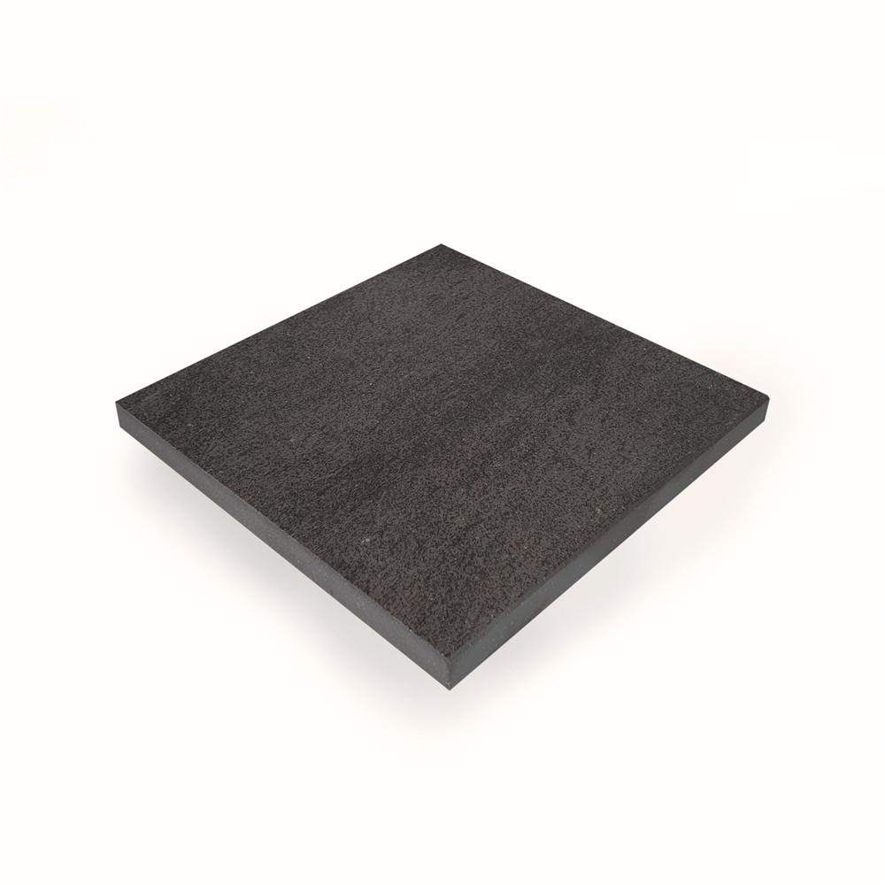 Image of   Basalt Black Satin keramik bordplade