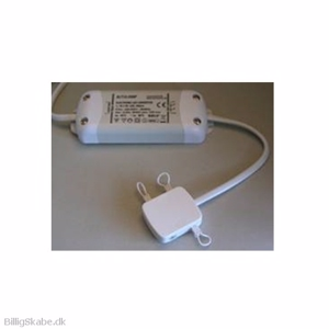 LED Transformer med 4 udtag