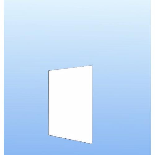 Image of   Friside Hvid folie 70.4 x 60 cm