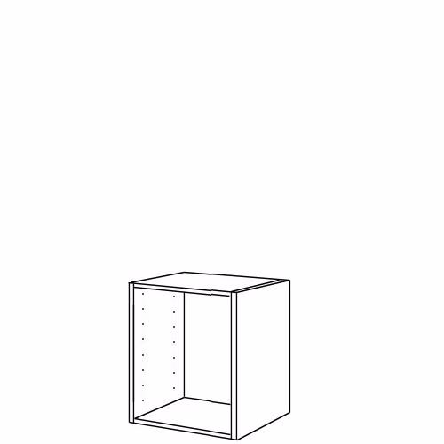 Image of   Kabinet 57.6 x 50 x 51 cm HxBxD