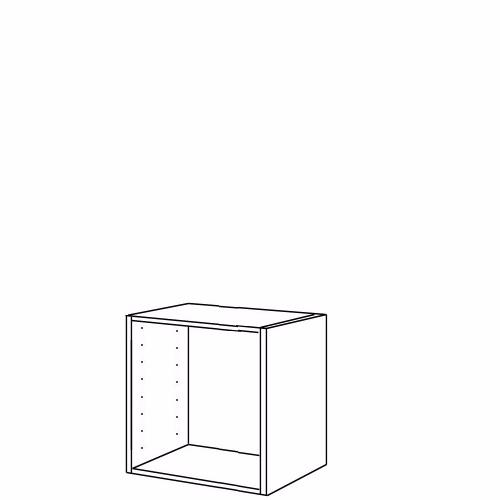 Image of   Kabinet 57.6 x 60 x 51 cm HxBxD